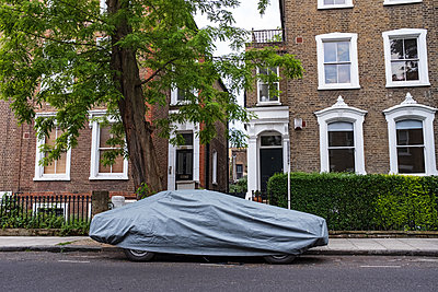 Car cover - p1291m2122068 by Marcus Bastel