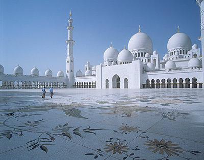 Scheich Zayed Moschee - p1470266 von Peter Stüber