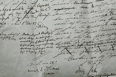 Handschrift - p4500431 von Hanka Steidle