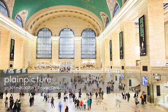Grand Central Terminal - p1301m2030701 von Delia Baum