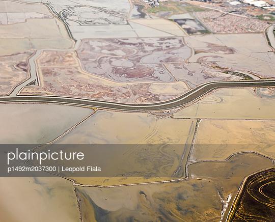 Flüsse Luftaufnahme - p1492m2037300 von Leopold Fiala