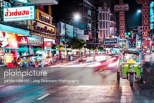 Bangkok - p416m1498160 von Jörg Dickmann Photography