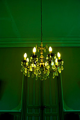 Green light in a castle - p2481000 by BY