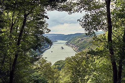 Blick ins Rheintal - p1200m1118851 von Carsten Görling
