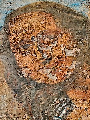 Aging mural - p1125m917366 by jonlove