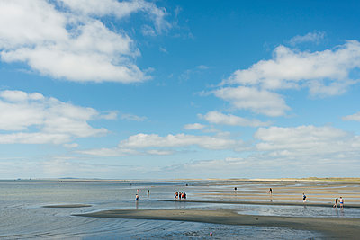 waddensea summer - p1132m1168549 by Mischa Keijser
