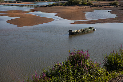 River scenery - p046m1196409 by Hexx