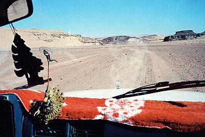 road (sinai, egypt)   - p5673215 by Scarlett Coten