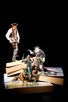 Piff Paff Wilder Westen - p2370554 von Thordis Rüggeberg