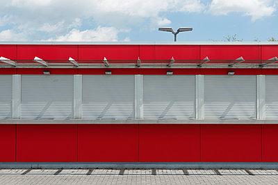 Germany, North Rhine-Westphalia, Duesseldorf, Esprit Arena, Ticket counter - p300m1029178f by visual2020vision