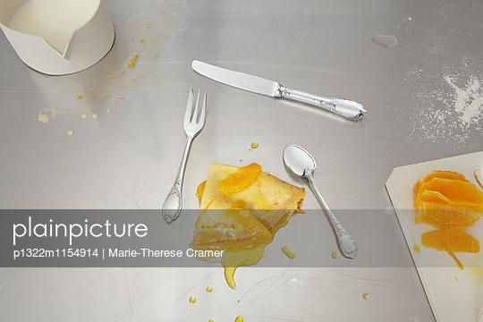 Crêpe Suzette - p1322m1154914 von Marie-Therese Cramer