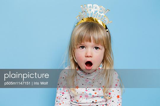 Happy Birthday - p505m1147151 von Iris Wolf