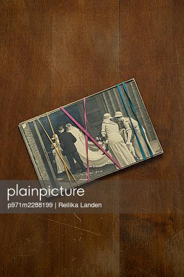 Old photographs - p971m2288199 by Reilika Landen