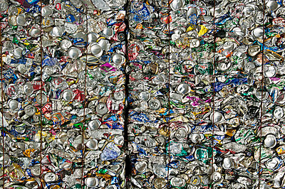 Recycling - p1057m1010343 von Stephen Shepherd