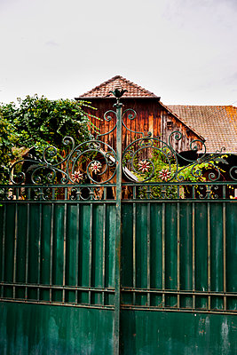 Green gate - p248m954082 by BY