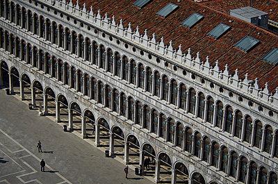 San Marco von oben - p192m1090408 von Holger Pietsch