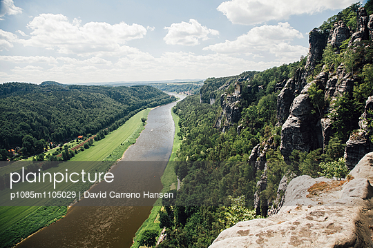 Saxon Switzerland - p1085m1105029 by David Carreno Hansen