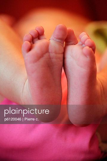 Nackte Füßchen - p6120046 von Pierre c.
