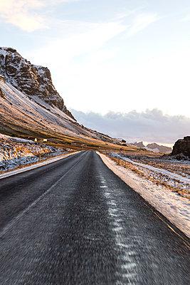 Islands Ringstraße im Winter - p1396m1461211 von Hartmann + Beese