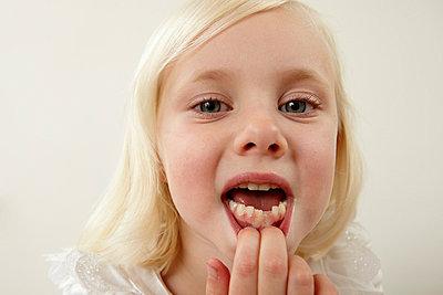 Neuer Zahn - p7880054 von Lisa Krechting
