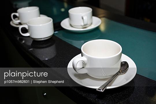 Stehengelassen - p1057m982831 von Stephen Shepherd