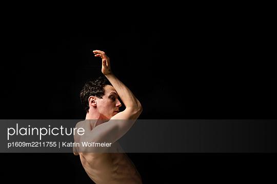 Scheeler Blick - p1609m2211755 von Katrin Wolfmeier