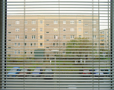 Jalousienblick - p4140085 von Volker Renner