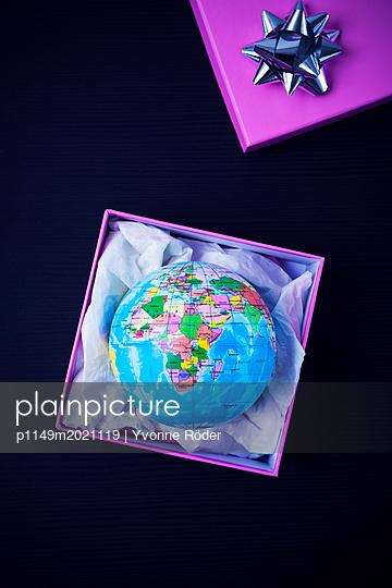 Geschenkverpackung - p1149m2021119 von Yvonne Röder