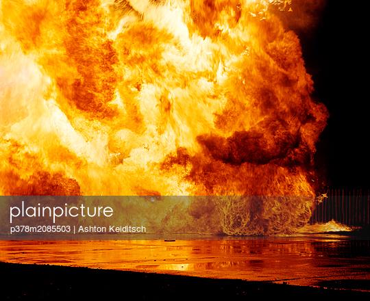 Fire - p378m2085503 by Ashton Keiditsch