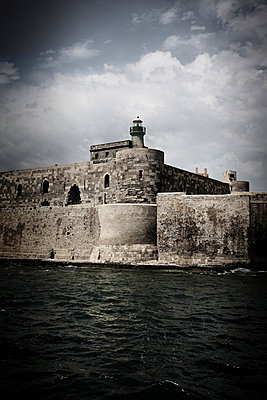 Castello Maniace, Tyrrhenisches Meer - p1038m1091180 von BlueHouseProject