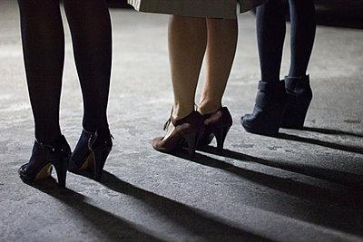 Women legs - p1061m881657 by Virginie Bled