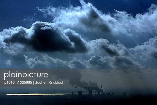 Kohlekraftwerk Boxberg - p1016m1025685 von Jochen Knobloch