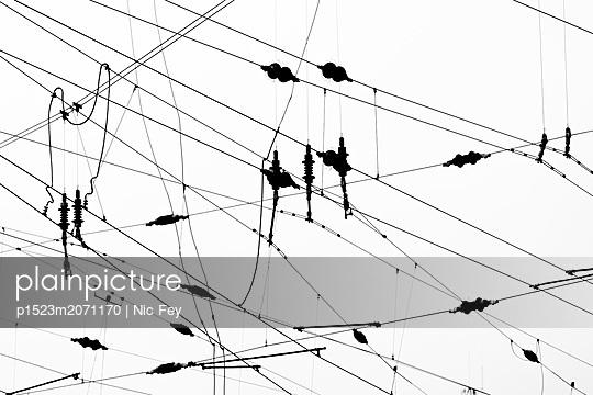 Elektrizität - p1523m2071170 von Nic Fey