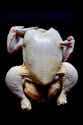 Gerupftes Huhn - p8760056 von ganguin