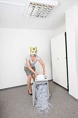 Shredder - p2380395 by Anja Bäcker