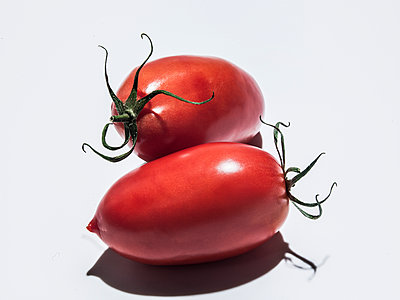 Roma tomatoes - p555m1303820 by Manny Rodriguez