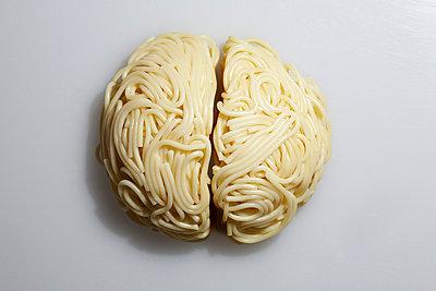 Spaghettihirn - p6480043 von Ursula Raapke