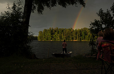 Rainbow - p262m963275 by Philine Stehling
