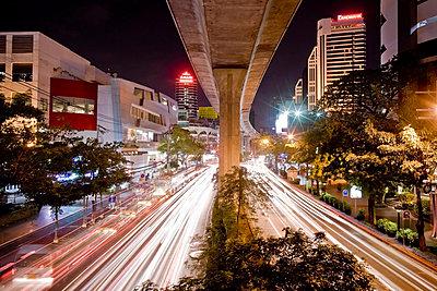 Rush Hour in Bangkok - p6150019 von Jonas Becker