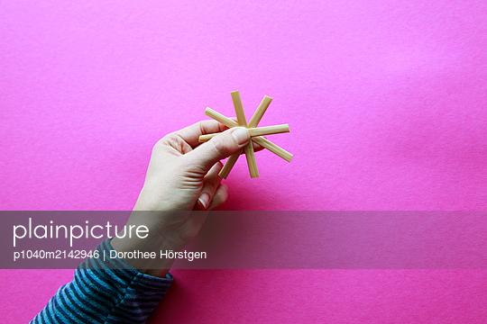 Strohstern - p1040m2142946 von Dorothee Hörstgen