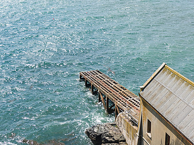 Old lifeboat ramp - p1201m1041721 by Paul Abbitt