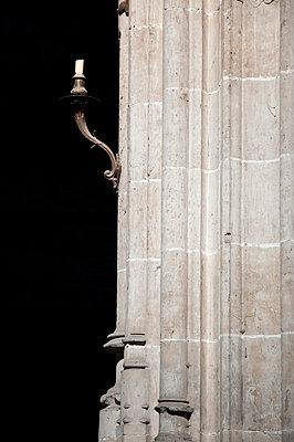 Säule einer Kirche - p6460229 von gio