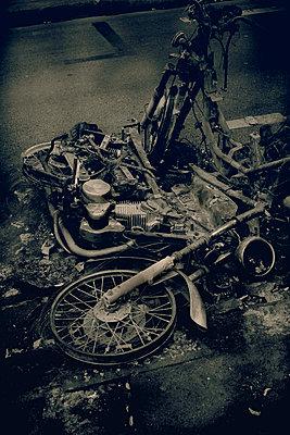 Burnt - p1028m2211807 von Jean Marmeisse