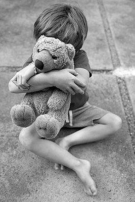 Teddybär - p1308m1143581 von felice douglas