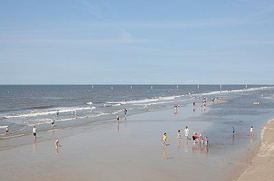 Beautiful North Sea  - p454m1065280 by Lubitz + Dorner