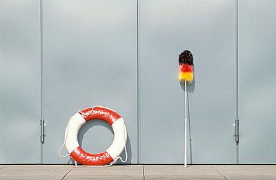Rettung für Deutschland - p2200250 von Kai Jabs