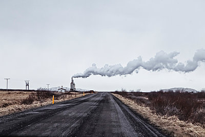 Geothermal power plant  - p916m1532059 by the Glint