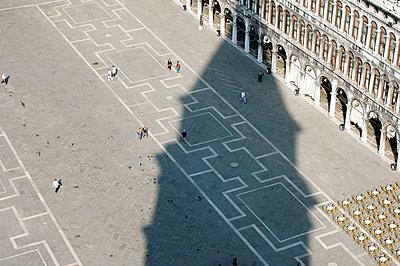 Am Markusplatz - p4510321 von Anja Weber-Decker