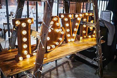 Wedding, Love Letters - p680m2176385 by Stella Mai