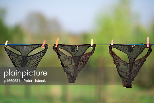 Underwear - p1660631 by Peter Usbeck